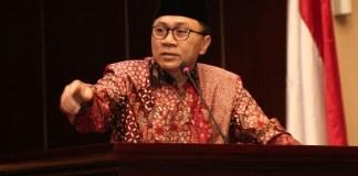 Ketua MPR RI, Zulkifli Hasan. Foto Dok. Humas MPR