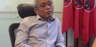 Anggota DPR dari PDIP, Arif Wibowo. Foto Deni Muhtarudin/Nusantaranews