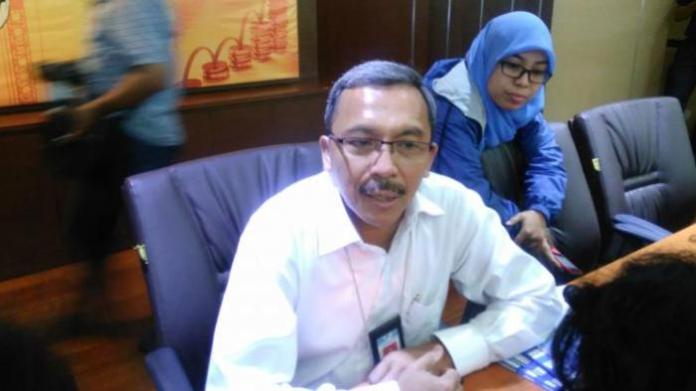 Deputi Bidang Statistik Distribusi dan Jasa BPS Sasmito Hadi Wibowo. Foto/IST