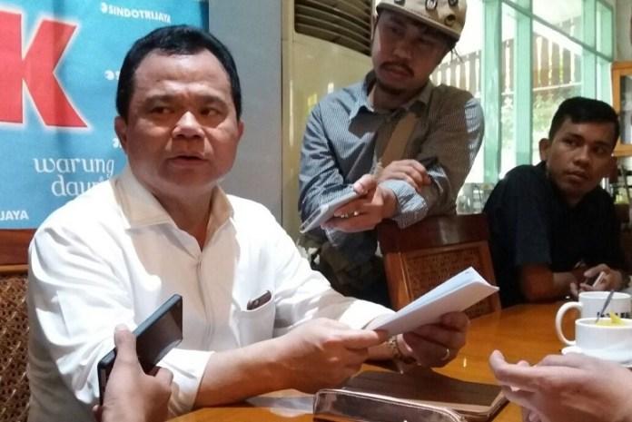 diskusi publik bertajuk 'Dibalik Serbuan Warga Asing', di Warung Daun, Cikini, Jakarta Pusat, Sabtu, (24/12/2016)/Foto Fadilah / NUSANTARAnews