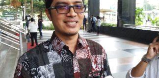 Juru Bicara KPK, Febri Diansyah. Foto Fadilah/Nusantaranews