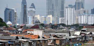 Kesenjangan Ekonomi di Indonesia. Foto via beritasatu
