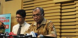 Ketua KPK, Agus Rahardjo. Foto Fadilah/Nusantaranews