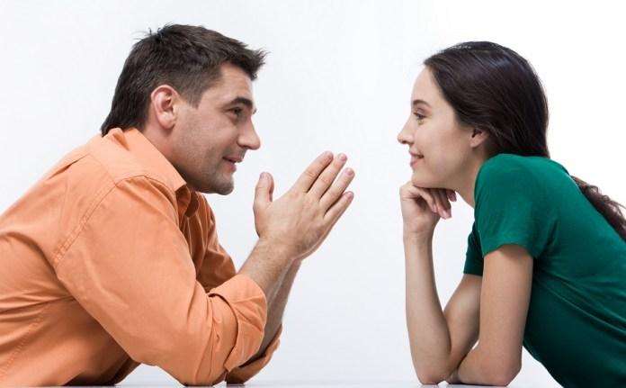 Merespon pasangan. Foto Ilustrasi/Ist