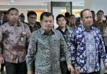 Wakil Presiden RI M. Jusuf Kalla (JK)/Foto : Dok. Humas Kemnaker