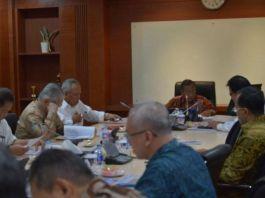 Rapat Koordinasi Pembahasan BPWS/Foto: ekon.go.id