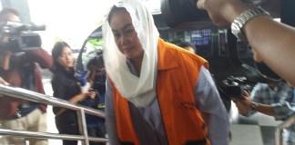 Bupati Klaten, Sri Hartini Jalani Pemeriksaan Perdana/Foto Fadilah/Nusantaranews