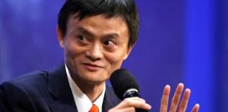 Jack Ma, CEO Alibaba. foto Istimewa/Nusantaranews