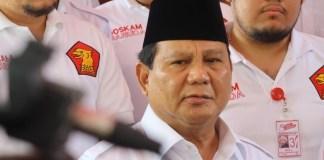Ketua Umum Partai GeriKetua Umum Partai Gerindra Prabowo Subianto. foto via Cnnndra Prabowo Subianto
