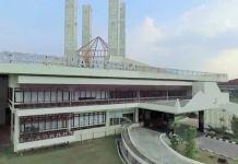 Grhatama Pustaka, Salah Satu Perpustakaan Terbesar di Nusantara/Foto: Crop Official Vodeo