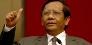 Guru Besar UII, Mahfud MD. Foto/Istimewa