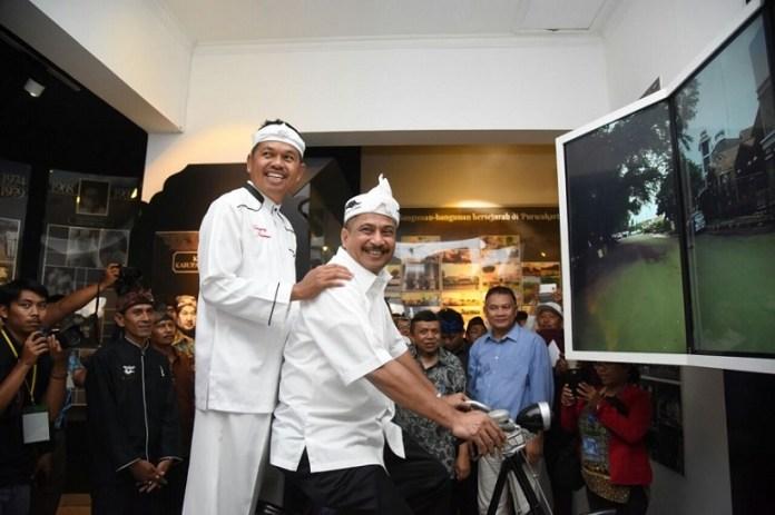 Menpar Arief Ajak Anak Muda Promosikan Pariwisata Purwakarta Lewat Medsos/Foto: Tempo