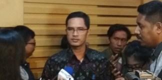 Juru Bicara (Jubir) KPK, Febri Diansyah. Foto Fadilah/Nusantaranews