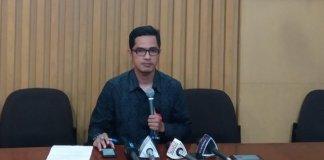 Juru Bicara (Jubir) KPK Febri Diansyah. Foto Fadilah/Nusantaranews