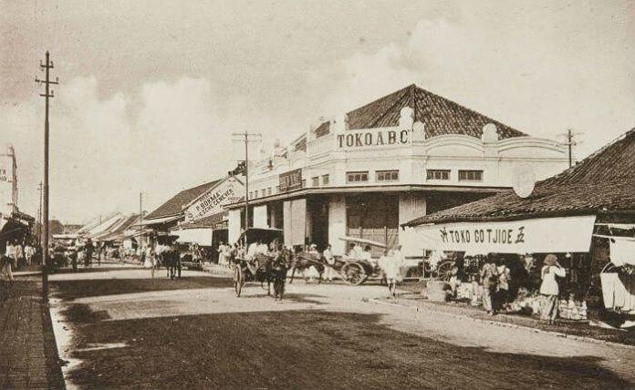 Kampung Pecinan di Bandung. Foto via infobdg
