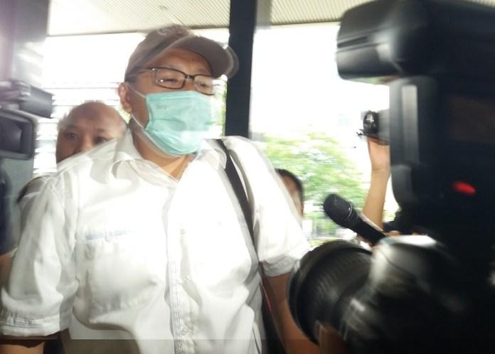 Mantan Anggota Dewan Perwakilan Rakyat (DPR) RI, Anas Urbaningrum. Foto Fadilah/Nusantaranews