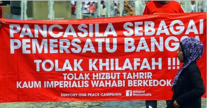 Pancasila Ideologi Bangsa. Foto Ilustrasi/IST