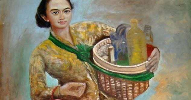 Penjual Jamu Gendong/Foto Ilustrasi