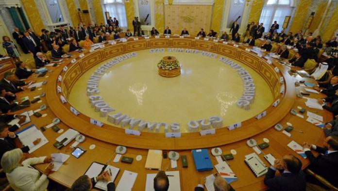 Pertemuan Inklusif G20. Foto ilustrasi/mdzol
