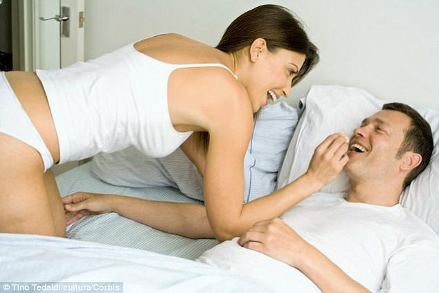 Kompatibel Secara Seksual Sebagai Kunci Sebuah Hubungan Pernikahan/Foto: Dok. Daily Mail