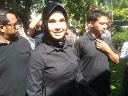 Annisa Pohan/Foto Fadilah/Nusantaranews