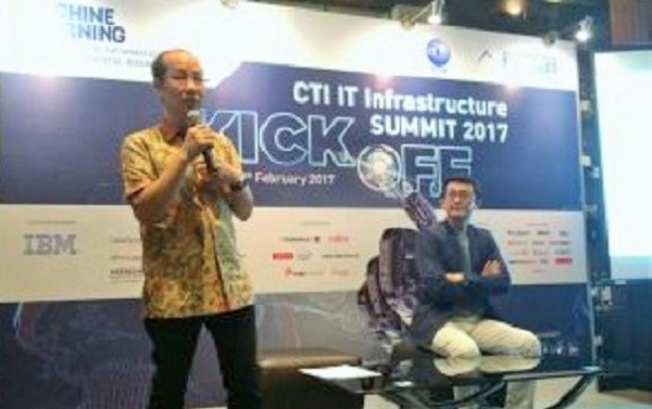 Direktur PT Computrade Technology International CTI Group Rachmat Gunawan/Foto: Dok. CI