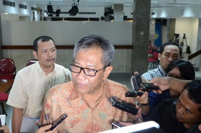 Direktur Utama (Dirut) Perum Bulog, Djarot Kusumayakti/Foto: Dok. Setkab