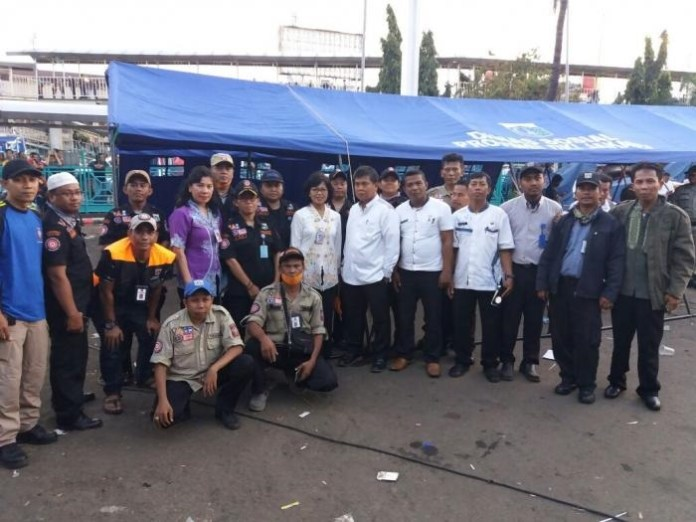 Foto Bersama Dinas Perlindungan Sosial Dinas Sosial DKI Jakarta/Foto: Dok. Kompasiana