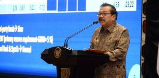 Gubernur Jatim Soekarwo/Foto Tri Wahyudi/Nusantaranews