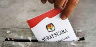 Hak Pilih/Foto Ilustrasi/Istimewa