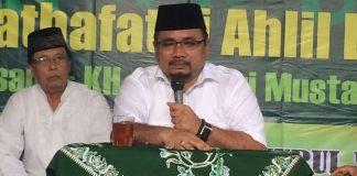 Ketua PP GP Ansor, Yaqut Cholil Qoumas/Foto Nur Faizin