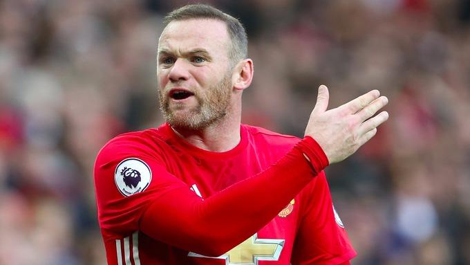 Ikon MU Wayne Rooney/Foto via itv