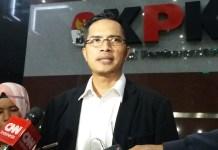 Juru Bicara (Jubir) KPK, Febri Diansyah/Fadilah/Nusantaranews