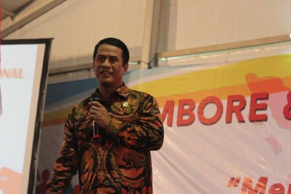 Menteri Pertanian Amran Sulaiman/Foto Andika/Nusantaranews