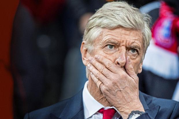 Pelatih Arsenal Arsen Wenger/Foto via staticstandar.co