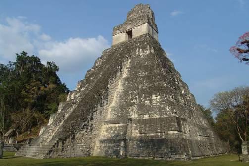 Salah satu kuil peninggalan suku maya dan Inca. Foto istimewa