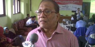 Sekretaris Jenderal PWI Pusat Hendry Ch Bangun/Foto via Saibumi.com