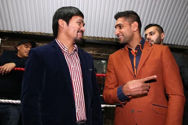 Tarung Pacquiao vs Khan/Foto Via sportourism