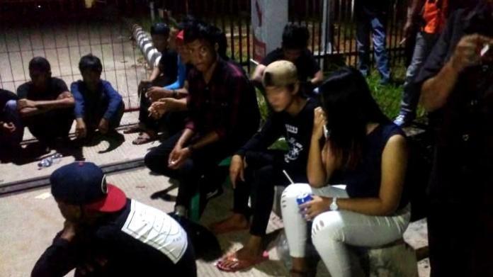 Kenakalan Remaja Meningkat, Pelajar yang Nongkrong Larut Malam Akan Dibubarkan/Foto: Dok. Bangka Pos