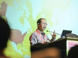 Deputi Bidang Pengembangan Pemasaran Pariwisata Mancanegara Kemenpar, I Gde Pitana/Foto: via Humas Kemenpar