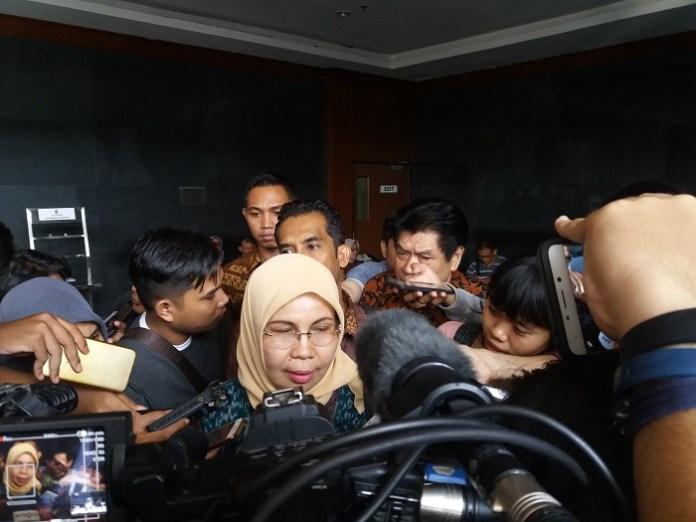 Jaksa KPK, Irene Putrie/Foto Restu Fadilah / NUSANTARAnews