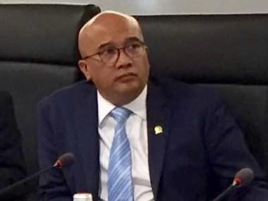 Anggota Komisi VII DPR RI, Dony Maryadi Oekon/Foto Via Rakyatjabar/Nusantaranews