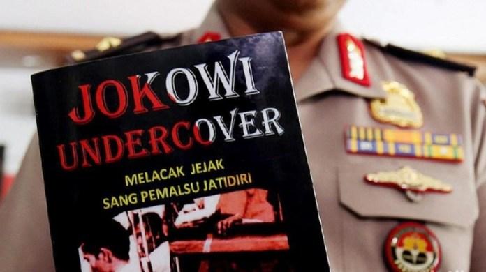 Buku Jokowi Undercover/Foto dok. Detik/Nusantaranews