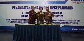 Direktur Utama Pelindo III Orias Petrus Moedak/Foto Dok. Pribadi/Nusantaranews