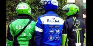 Driver Jasa Transportasi Daring/Foto Istimewa/Nusantaranews