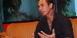 Drummer Superman is Dead, Jerinx (JRX)/Foto Dok. Kapanlagi/Nusantaranews