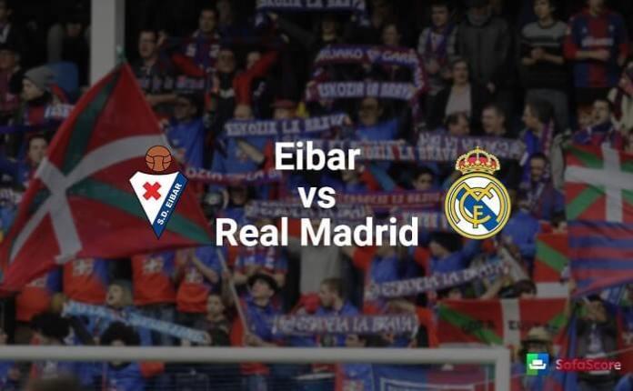 Prediksi Pertandingan Eibar Vs Real Madrid/Foto Ilustrasi: Dok. SofaScore.com