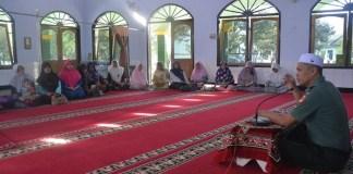 Bimbingan Rohani Tanamkan Aqidah dan Akhlak Bagi Persit KCK/Foto A. Dydy Prabowo