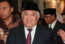 Din Syamsudin/Foto hatim/Nusantaranews