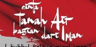 Jihad Membela Tanah Air/Foto via alfahmu/Nusantaranews
